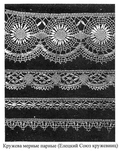 Плетем елецкие кружева