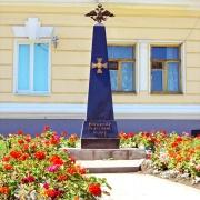 Памятник 33-му Елецкому пехотному полку. Фото 2010 г.