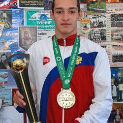 Сергей Боев - победитель чемпионата мира по кикбоксингу 2016