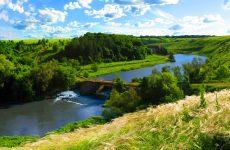 Про купца Талдыкина и мельницу на реке Воргол