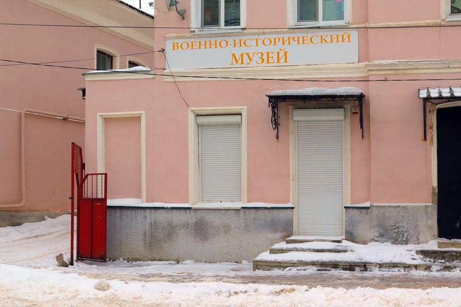 Военно-исторический музей (Нежинского гусарского полка) в Ельце