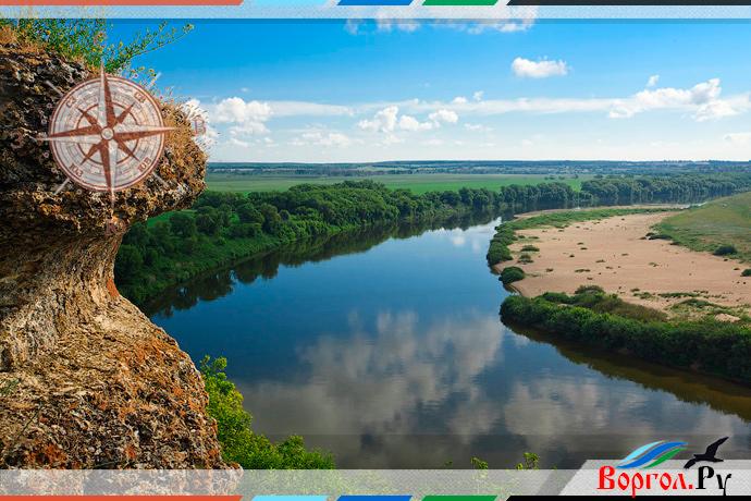 Вид на реку Дон с Галичьей Горы